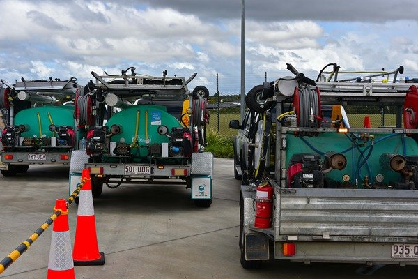 Pressure cleaning Brisbane east